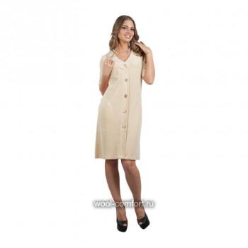 Женский халат бамбуковый
