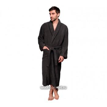 Халат мужской банный