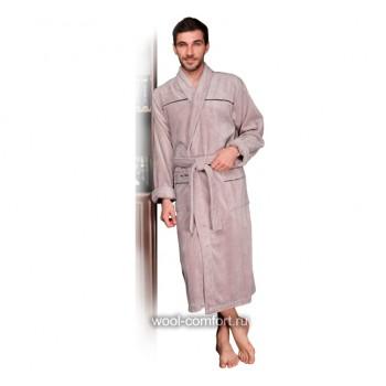9462f4416fc1c Мужские халаты больших размеров - купить в Москве