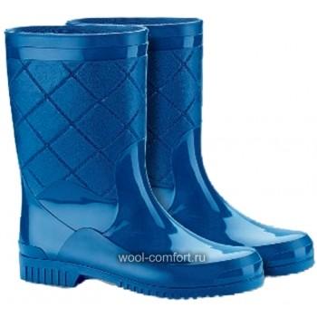 """Резиновые сапоги """"Синие"""""""