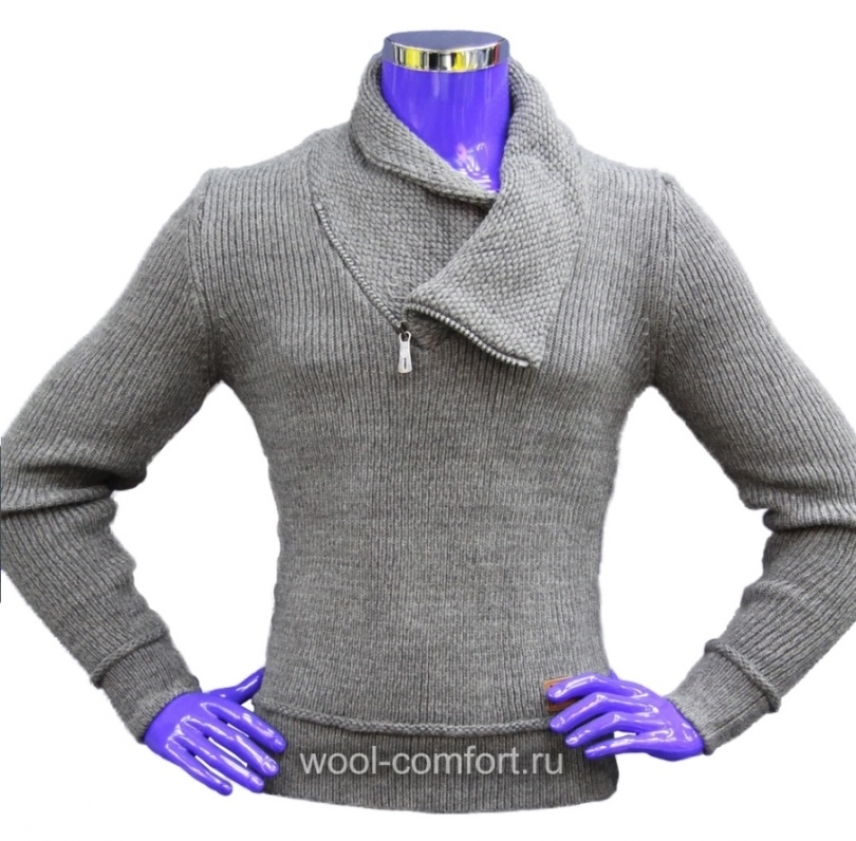 Пуловер С Горлом Доставка
